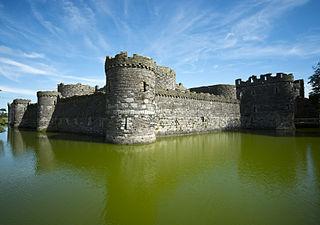 Beaumaris Settlement in Wales