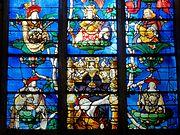 Beauvais (60), église Saint-Étienne, baie n ° 5e.JPG