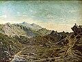 Beaux-Arts de Carcassonne - Les collines de Saint-Loup 1856 - Paul Camille Guigou.jpg