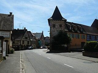 Beblenheim Commune in Grand Est, France