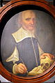 Belagerung von Rapperswil 1656 - Johann Peter Dietrich, Stadtschreiber und Schultheiss, um 1680, Öl auf Kupfer, Maler unbekannt - Stadtmuseum Rapperswil 2013-01-05 16-28-44.JPG