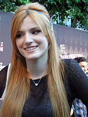 Image Result For Bella Thorne Wikipedia