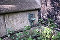 Benchmark on buttress of Greyfriars Church - geograph.org.uk - 2376420.jpg