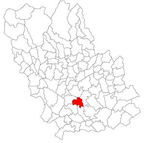 Berceni, Prahova - Image: Berceni jud Prahova