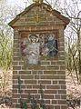 Bergharen (Wijchen, Gld) Kapelberg Kruiswegpark statie 01.JPG