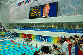 Swimming at the 2008 Summer Olympics – Mens 100 metre freestyle Olympic swimming event