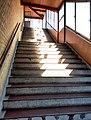 Bernau ADGB-Schule Aufgang zur Sporthalle.jpg
