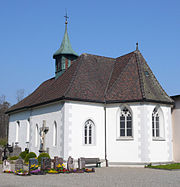 Bernrainkapelle