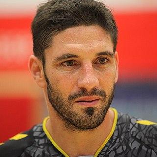 Bertrand Gille (handballer) French handball player