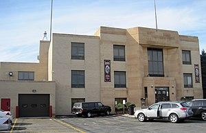 Berwyn Municipal Building - Image: Berwyn Municipal Building