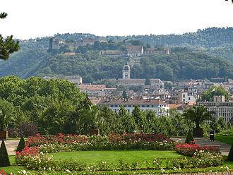 Franche-Comté - Image: Besancon 2m