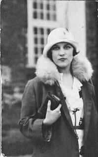 Betti Alver Estonian novelist and poet