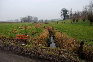 Bever, Belgium - Image: Bever (Belgium), Eisbroekbeek