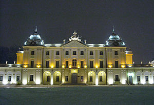 History of Białystok - Branicki Palace