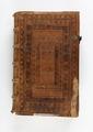 Bibeln från 1584 med pärm av kalvskinn - Skoklosters slott - 93182.tif