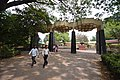 Bicentenary Gate - AJC Bose Indian Botanic Garden - Howrah 2018-04-01 2398.JPG