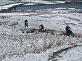 Bikers on Scout Moor - geograph.org.uk - 988717.jpg