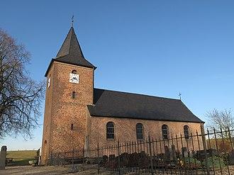 Kleve - Image: Bimmen, Sankt Martinuskirche foto 6 2011 02 09 15.38