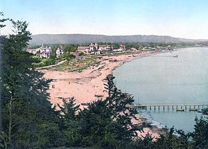 Binz - Beach around 1900