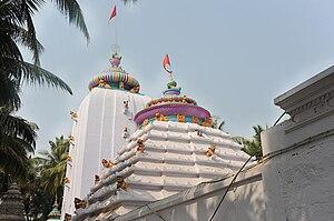 Jajpur - The Biraja temple in Jajpur