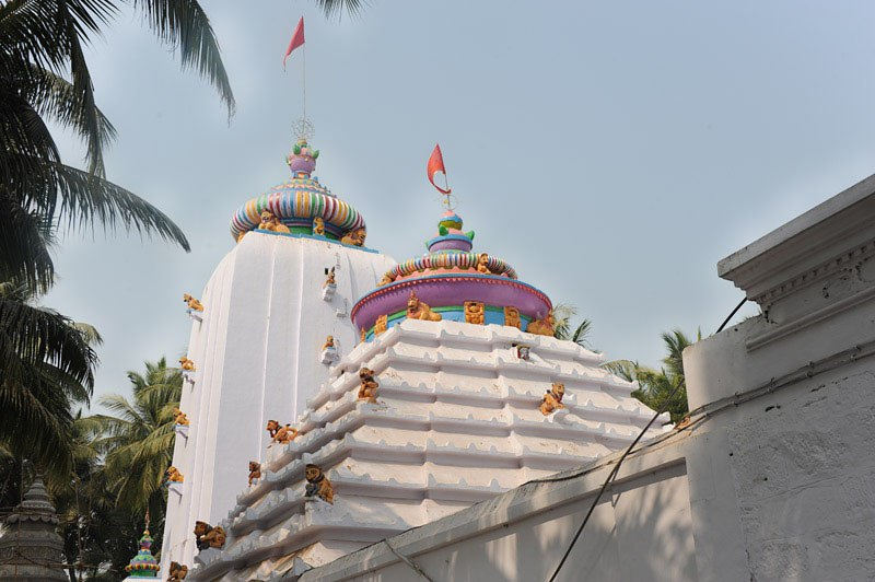 The Biraja Temple in Jajpur