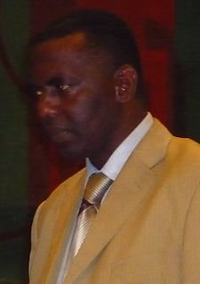 Biram Dah Abeid Mauritanian politician and activist