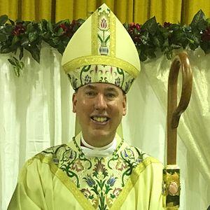 Timothy Edward Freyer - Image: Bishop Freyer