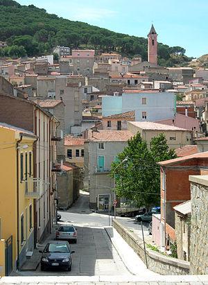 Bitti - View of Bitti.