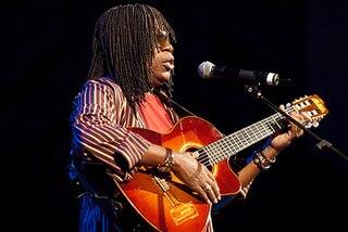 Milton Nascimento Brazilian singer-songwriter and guitarist
