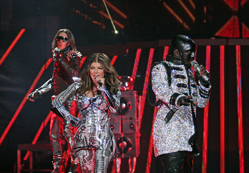 black eyed peas boom boom pow album. The Black Eyed Peas started