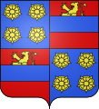 Blason Courbouzon.svg