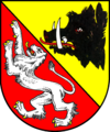 Blatná (CZE) - Coat-of-Arms.png