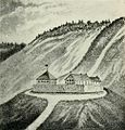 Block House at Council Bluffs, erected in 1838 - History of Iowa.jpg