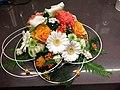 Bloemstukken Compositions Florales floral arrangements gestecke Creaflor Brussels 07.jpg