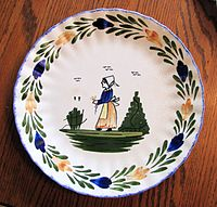 Blue Ridge piece with pattern & Blue Ridge (dishware) - Wikipedia