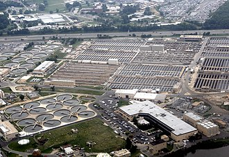 District of Columbia Water and Sewer Authority - Blue Plains Wastewater Treatment Plant