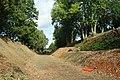 Bluebell Railway Trackbed, Near Imberhorne - geograph.org.uk - 1528675.jpg