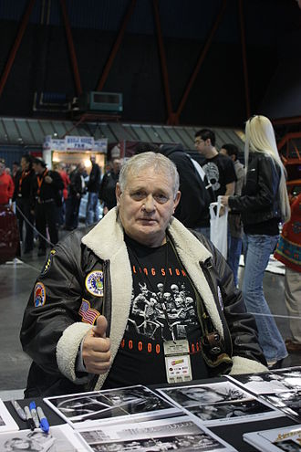 Bo Hopkins - Bo Hopkins at the 2009 Sacramento Autorama