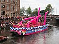Boat 71 Stichting The Loveboat Zwolle, Canal Parade Amsterdam 2017 foto 1.JPG