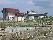 Asian tsunamis disaster