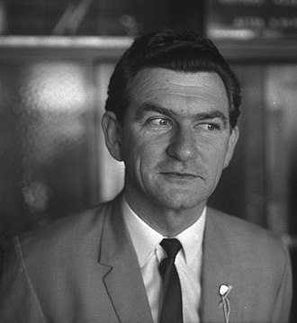 Bob Hawke - Hawke soon after his election as ACTU president in September 1969
