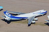 N402KZ - B744 - Kalitta Air