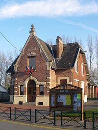 Boiry-Becquerelle - Mairie.JPG