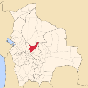 Chapare Province - Image: Bolivia Cochabamba Chapare