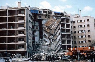 Atentado contra a embaixada dos Estados Unidos no Líbano em 1983