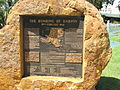 Bombing of Darwin Plaque Government House March 2010.jpg