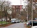Bonn-Gronau Platz der Vereinten Nationen 1 Erweiterungsneubau UN-Campus 2018-12-11 (01).jpg