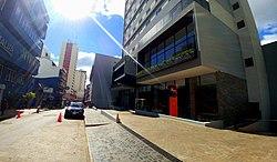 Boqueron street in downtown Ciudad del Este.jpg