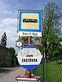 Boršov nad Vltavou, Poříčská, zastávka Podjezd, detail.jpg