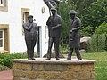 Borgholzhausen Neujahrssängerdenkmal.jpg